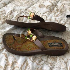 00f15f666d60 Grandco Shoes - Grandco Jeweled Sandals